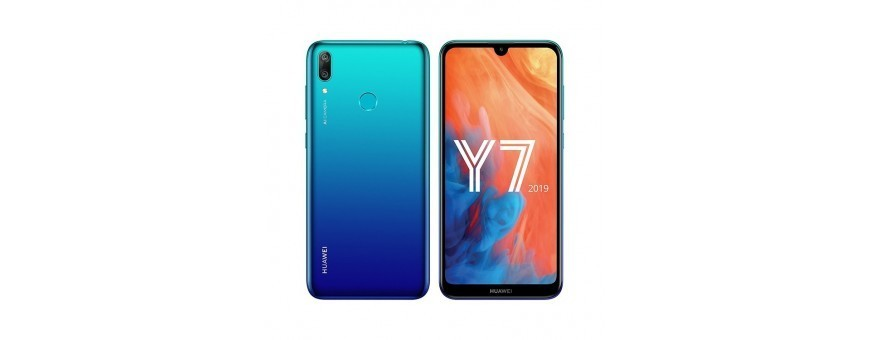 Funda Huawei Y7 (2019) | Fundas y protector de pantalla