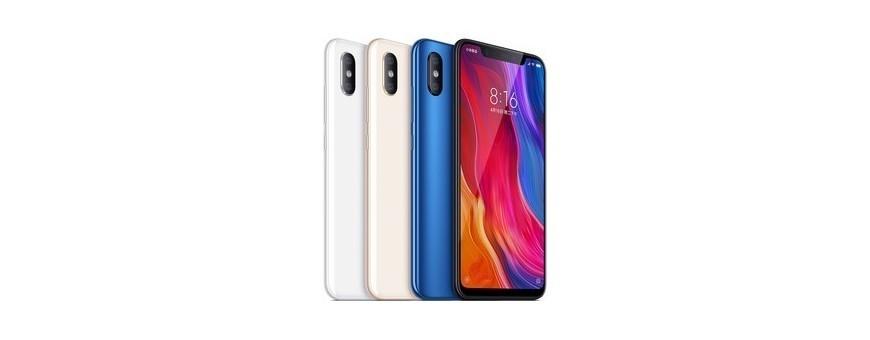 <p>Xiaomi Mi 8   Fundas y protectores de pantalla</p>