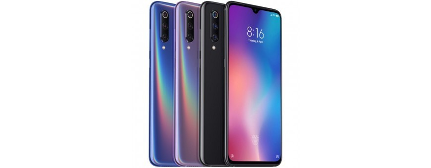 Funda Xiaomi Mi 9 | Fundas y protector de pantalla